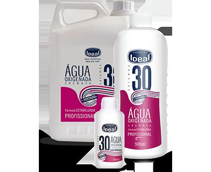 Água Oxigenada - 30 volumes