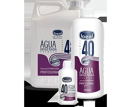 Água Oxigenada - 40 volumes