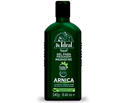 Gel para Massagem Muscular Arnica