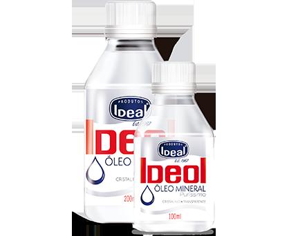 Óleo Mineral Ideol